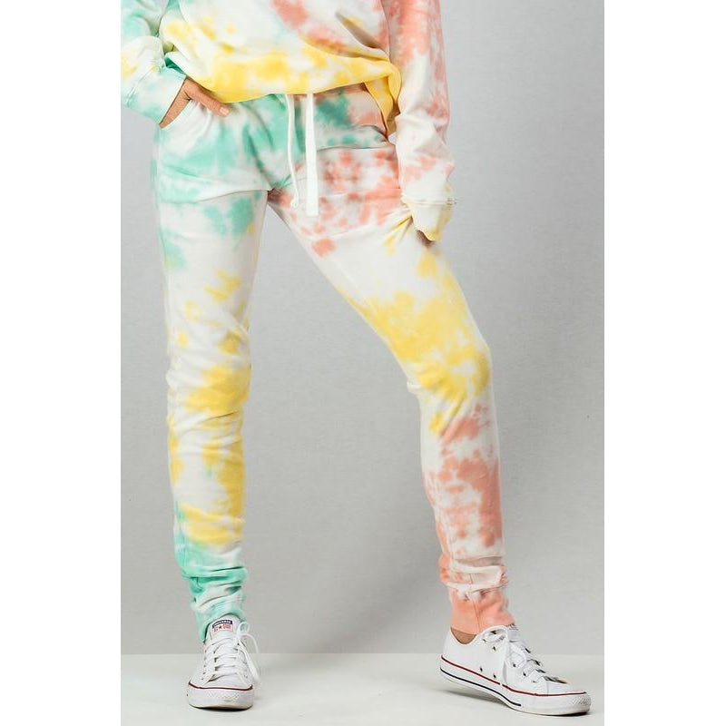 """Jillian"" Tie Dye Sweatpants"