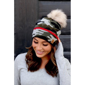 "The ""Cami"" Toque"