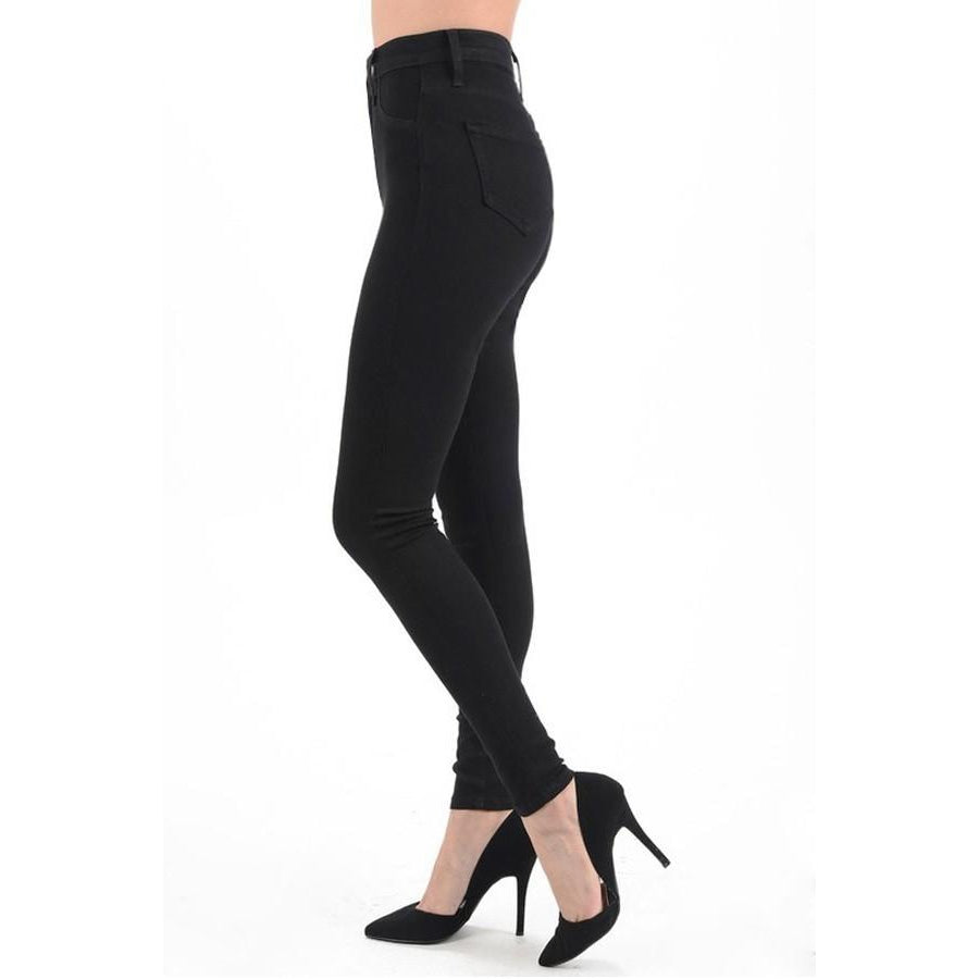 Jasmin Super High-Waisted Skinny Jeans