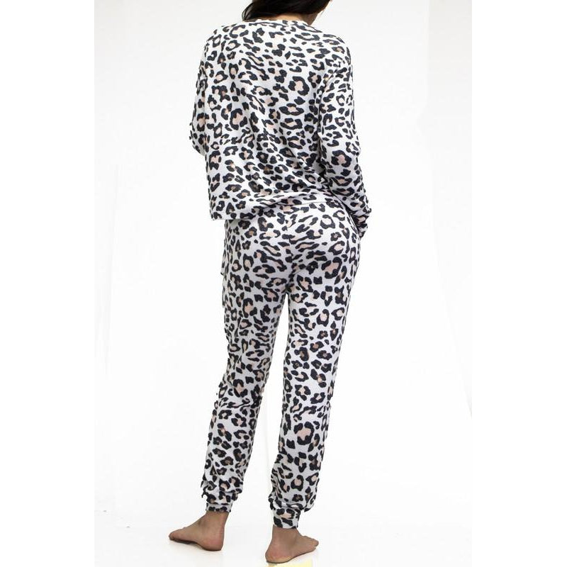 "The ""Rinna"" Set - Leopard"