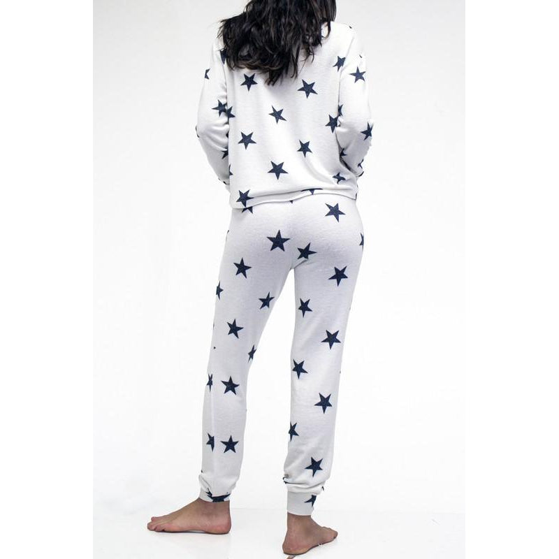 "The ""Rinna"" Set - White Stars"