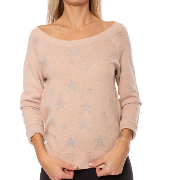 Chaser Star Sweater