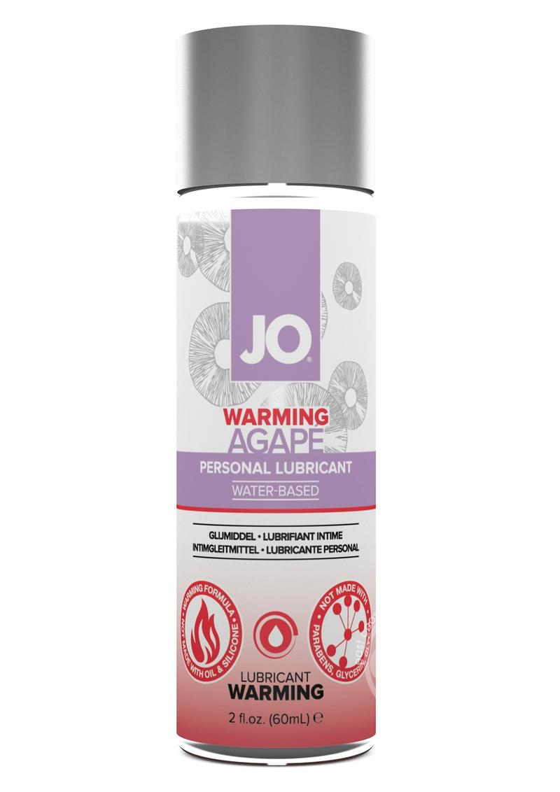 JO Agape Water Based Warming Lubricant