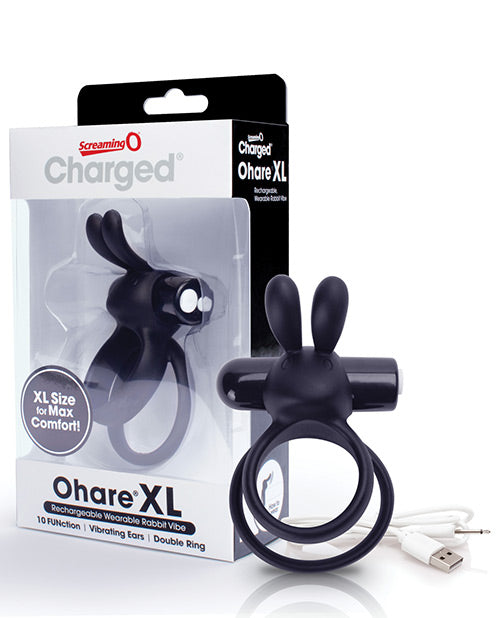Screaming O Charged Ohare XL Mini Vibe - The Lingerie Store