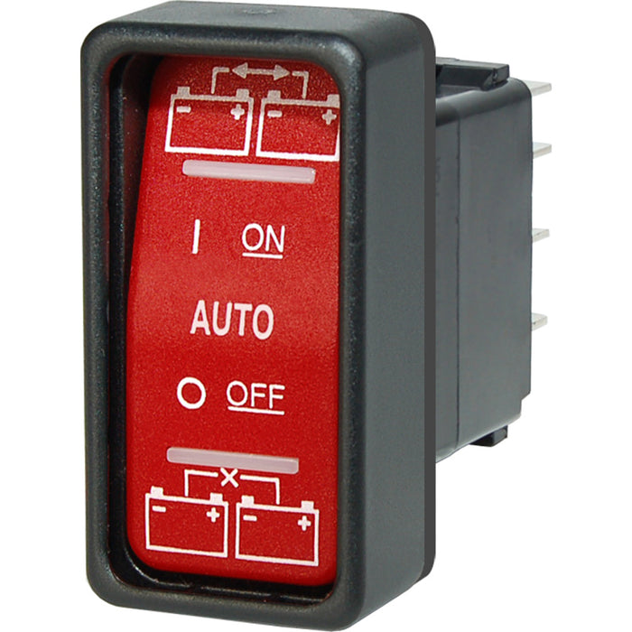Blue Sea 2146 ML-Series Remote Control Contura Switch - ON-OFF-ON [2146]