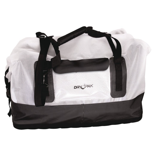 Dry Pak Waterproof Duffel Bag - Clear - Large [DP-D1CL]