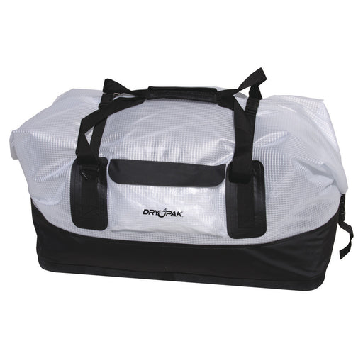 Dry Pak Waterproof Duffel Bag - Clear - XL [DP-D2CL]