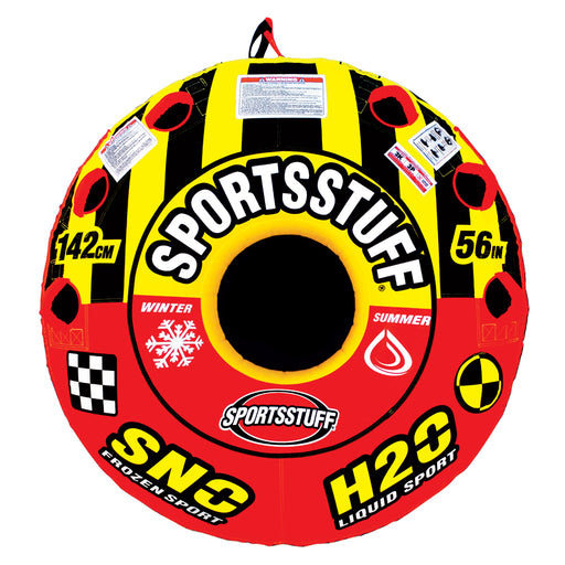 SportsStuff Super Crossover 2 Person Snow-Water Tube [30-3522]