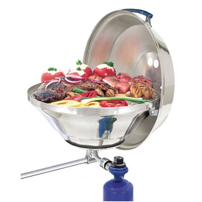 "Magma Marine Kettle 17"" Party Size Gas Grill w-Hinged Lid [A10-215]"