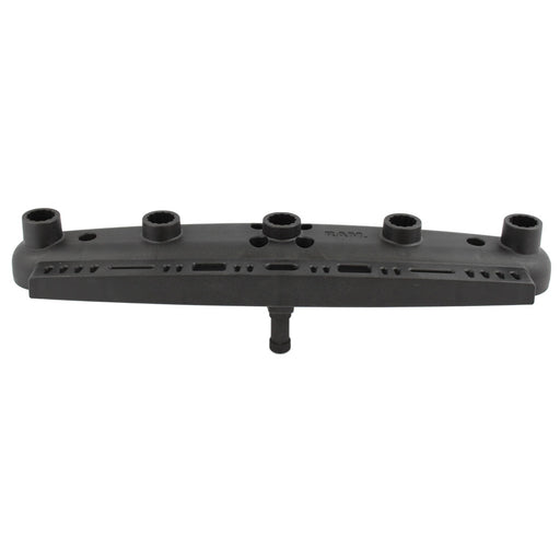 RAM Mount 5 Place Rod Mounting Base w-Post [RAP-114-5PU]