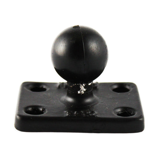 "RAM Mount 1.5"" x 2"" Rectangle Base w-1"" Ball [RAM-B-202U-152]"