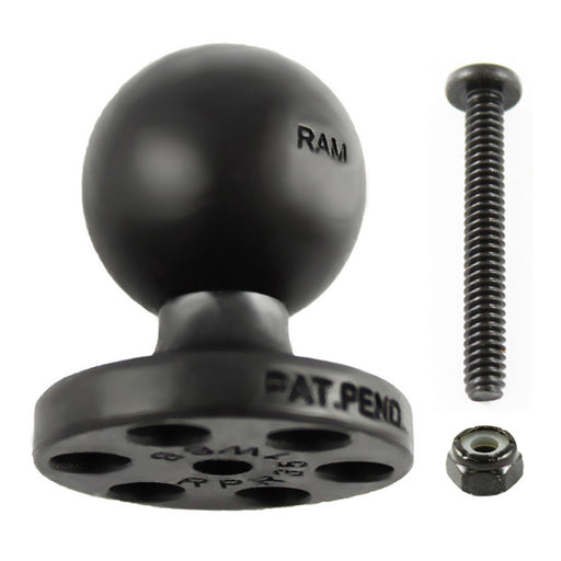 "RAM Mount STACK-N-STOW Topside Base w-1"" Ball [RAP-395T-BBU]"