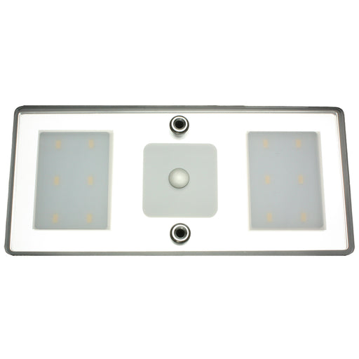 Lunasea LED Ceiling-Wall Light Fixture - Touch Dimming - Warm White - 6W [LLB-33CW-81-OT]