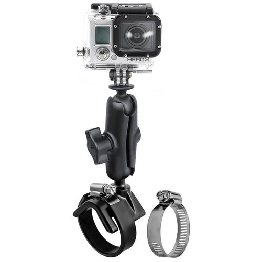 RAM Mount Strap Base w-GoPro Camera Mount [RAM-B-108-GOP1]