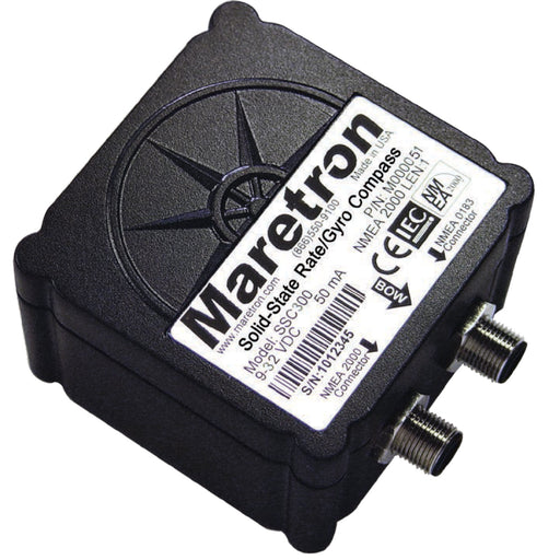 Maretron Solid-State Rate-Gyro Compass w-o Cables [SSC300-01]