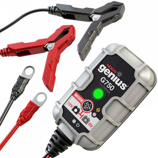 NOCO Genius G750 6V-12V 750mA Battery Charger [G750]