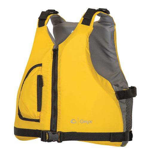 Onyx Youth Universal Paddle Vest - Yellow [121900-300-002-17]