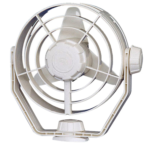 Hella Marine 2-Speed Turbo Fan - 12V - White [003361022]