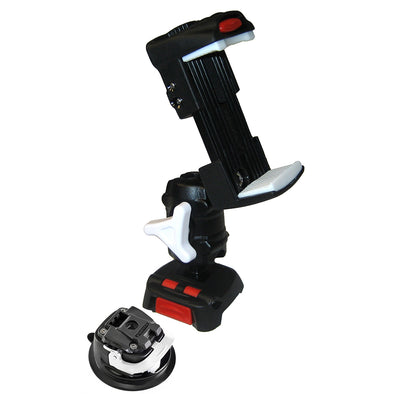 Scanstrut ROKK Mini Kit w-Universal Phone Clamp, Adjustable Arm  Mini Suction Cup Base [RLS-509-405]