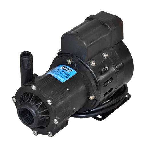 Webasto KoolAir PM1000 Sea Water Magnetic Drive Pump - Run Dry Capability - NOT Submersible - 115V [5011372B]