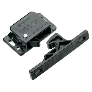 Southco Grabber Catch Latch - Side Mount - Black - Pull-Up Force 13N (3lbf) [C3-803]