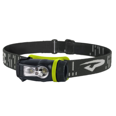 Princeton Tec Axis Rechargeable LED HeadLamp - Green-Grey [AXRC-GR]