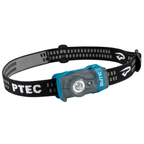 Princeton Tec Byte Headlamp - Gray-Blue [BYT90-BL]