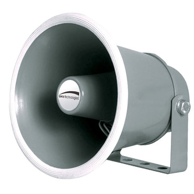 "Speco 6"" Weather-Resistant Aluminum Speaker Horn - 8 Ohms [SPC-10]"