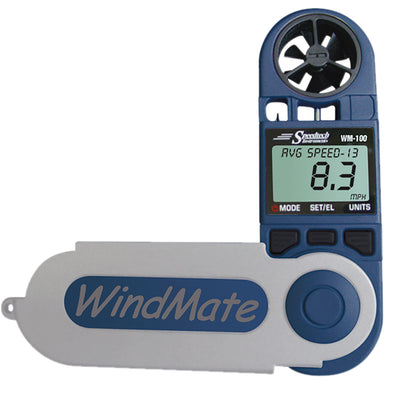 WeatherHawk WM-100 WindMate Basic Handheld Wind Meter [27016]