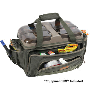 Plano A-Series Quick-Top Tackle Bag 3700 - Forest Green [473700]