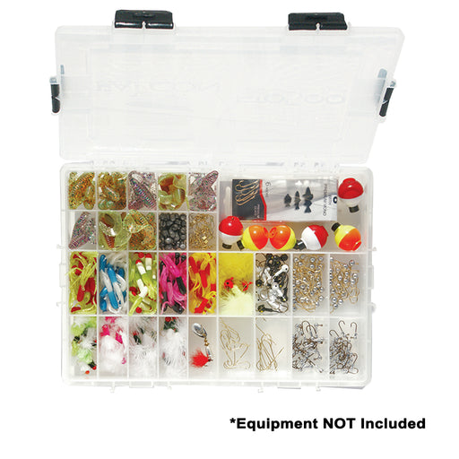 Plano ProLatch Terminal Tackle Organizer - Clear [45501]
