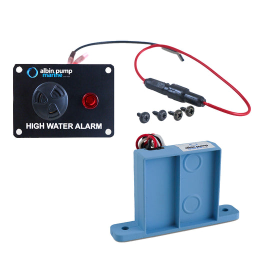 Albin Pump Digital Bilge High Water Alarm Kit - 24V [01-69-042]
