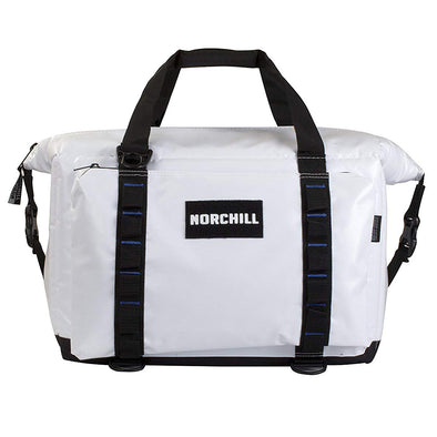NorChill BoatBag xTreme Large 48-Can Cooler Bag - White Tarpaulin [9000.66]