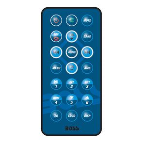Boss Audio Remote Control f-MR1308UAB Bluetooth Stereos [MR1308UAB-RCU]