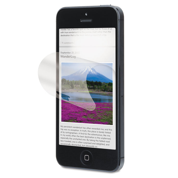 Anti-Glare Screen Protection Film For Iphone 5
