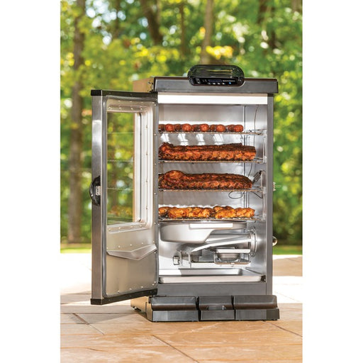 "Masterbuilt MB20072115 Bluetooth Digital Electric Smoker (800W; 30"")"