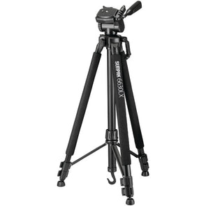 "6630LX 66"" Photo-Video Tripod with Adapters"