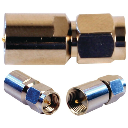 Wilson Electronics 971119 Cellular Booster Accessory (FME-Male to SMA-Male Connector)