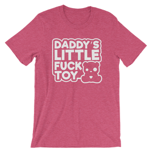 Daddy's Little Fuck Toy T-Shirt