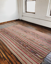 Load image into Gallery viewer, VINTAGE KILIM RUG