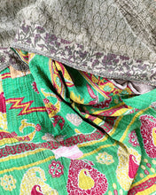 Load image into Gallery viewer, THE VERONICA VINTAGE KANTHA