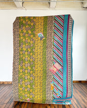 Load image into Gallery viewer, THE PHOEBE VINTAGE KANTHA