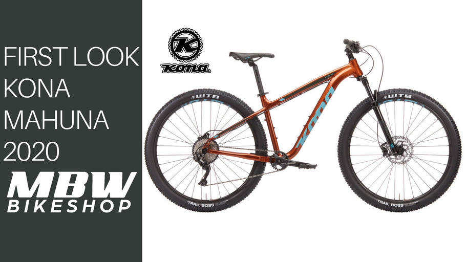 Kona Mahuna 2020 First Look