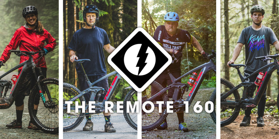 THE REMOTE 160: CHAPTERS