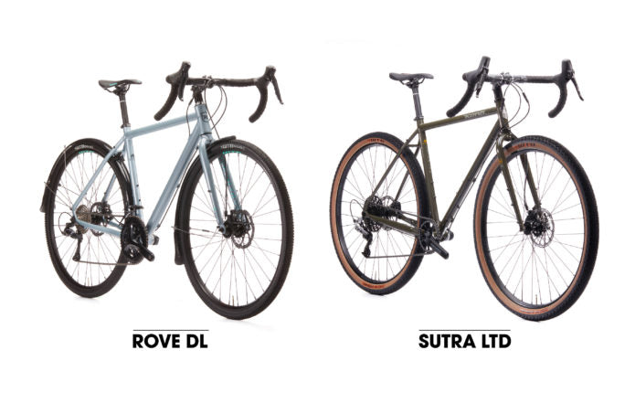 SAY HELLO TO THE 2020 ADVENTURE DROP-BAR BIKES!