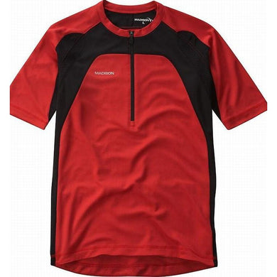 Madison Club Men's Short Sleeve Jersey
