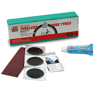 Rema Tip Top Repair Kir for Tubeless & Tube Tyres