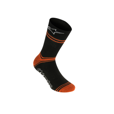 Alpinestars Summer MTB Sock Orange/Black