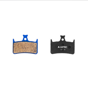 Aztec Organic disc brake pads for Hope E4 callipers