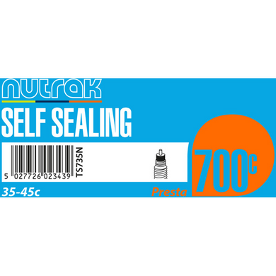 Nutrak self sealing inner tube 700 x 35 - 45C